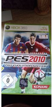 Pes 2010 X Box 360