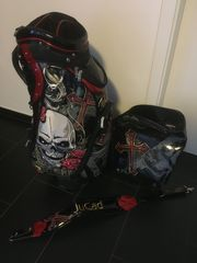 Jucad Luxury Golfbag Limited Edition