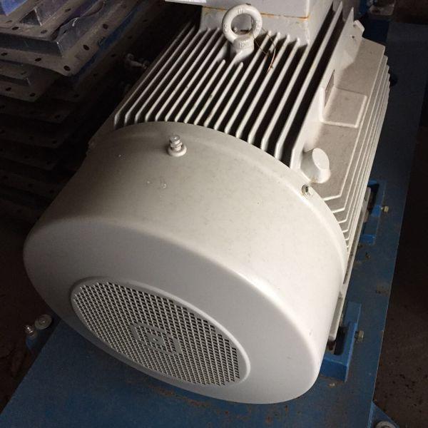 Ankauf Demag Brückenkran Elektromotoren Getriebemotoren