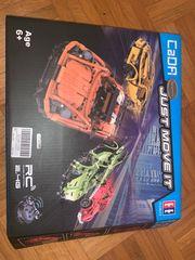 Lego Auto mit Fernbedienung