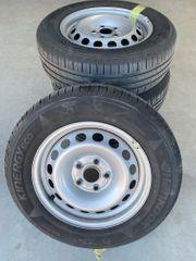 VW Caddy Komplettreifen 195 65