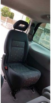 2 Autositze für VW Sharan