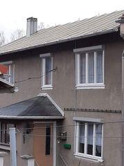 Haus Scheune Garage und Bauplatz