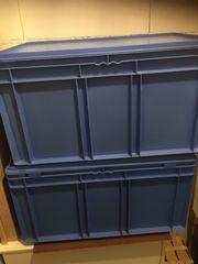 Kunststoff-Boxen groß 60x 40x 30cm