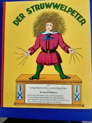 Kinderbuch Der Struwwelpeter