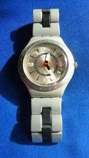 Schweizer Swatch-Uhr