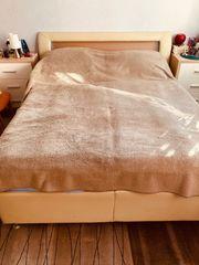 Bett 160x200 cm inkl Matratzen