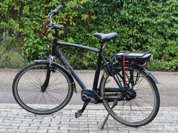 E-Bike Gazelle Herren 7-Gang erst