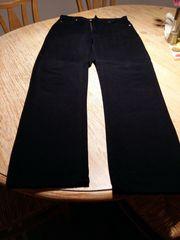Schwarze Herren Jeans