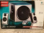 Stereoanlage Logitech Z-2300