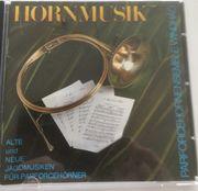 CD Hornmuxik - Parforchorn Bläser