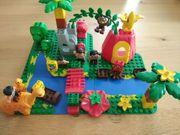 Lego Duplo gr Dinowelt mit