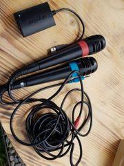 Singstar Mikrofone für Playstation 2