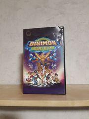 Digimon der Film VHS