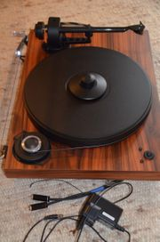 Pro-Ject 2experience Super-Pack in Palisander