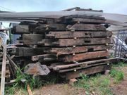 Altes Eichenholz