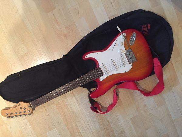 E- Gitarre Johnson