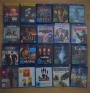Blu-Ray Sammlung wird aufgelöst -Über 100