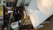 Lampe Tischlampe Beistelllampe weiß