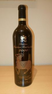Chateau Mouton Rothschild 2000 1