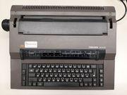 Elektrische Schreibmaschine TA Gabriele 9009