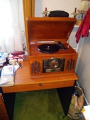 Plattenspieler Radio Tape