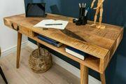 NEU Sekretär Schreibtisch Retro 120cm