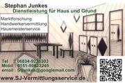 Hausmeisterservice für alle Gewerke
