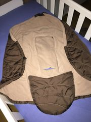 Fußsack Safety Bag Wintersack maxicosi