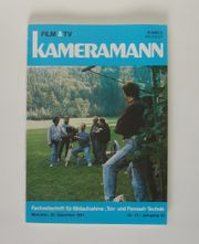 Film TV Kamermann - die Fachzeitschrift