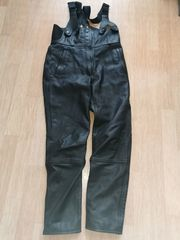 Lederhose schwarz Gr 40