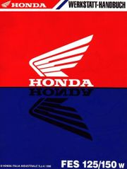Werkstatthandbuch WHB Honda Pantheon 125