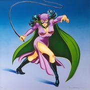 MEL RAMOS Catwoman 1 2011