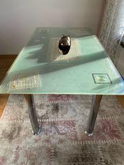 Esstisch Glastisch Tisch Wohnzimmertisch wie