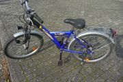 21-Gang Jugend-MTB mit 24-Zoll Rädern