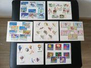 Briefmarken Sets inkl Versandkosten