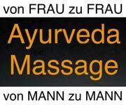 Massage von Mann zu Mann