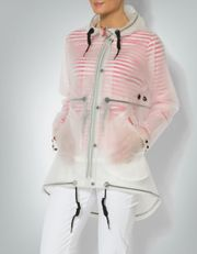 Hunter transparente Regenjacke in M