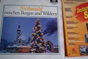 LP Langspielplatten Weihnachtlieder