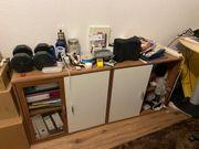 Regal Bücherschrank Wohnzimmerschrank