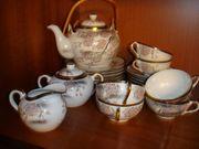 Teeservice - sehr feines Geschirr