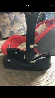Babyautositz von chicco