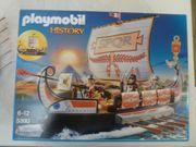 Playmobil 5390 Römische Galeere mit OVP