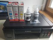 Drucker Canon pixma G5101 mit