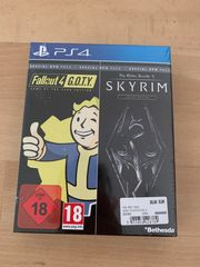 Skyrim Fallout 4 Goty Pack