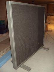 Schallschutzwände Studio Proberaum