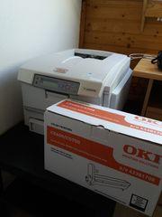 OKI C5600 Farblaserdrucker eine neue