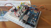 Projekt Arduino Ethernet-Webserver Relais
