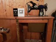 Nähmaschinen Pfaff 130 und Dürkopp