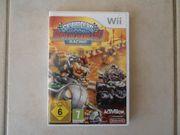 Wii-Spiele Skylanders Super Chargers und